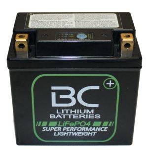BC Lithium Battery BCB9-WI