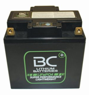 BC Lithium Battery BCTX30-FP