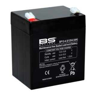 BS BATTERY BP12-4.5 (12V-4.5AH)