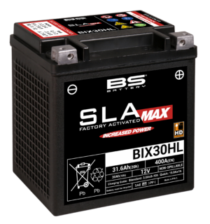 BS BATTERY BIX30HL SLA MAX
