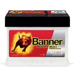 BANNER POWER BULL PRO 63AH  600A