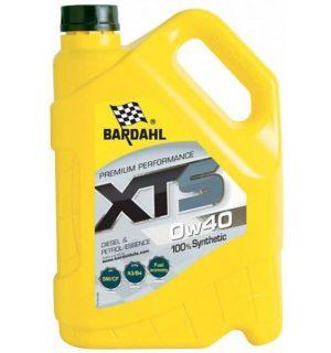 BARDAHL XTS 0W40 5L
