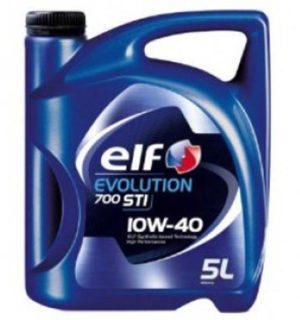 ELF EVOLUTION 700 STI 10W40 5L
