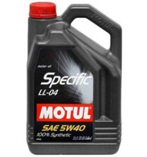 MOTUL SPECIFIC BMW LONGLIFE-04 5W40 5L