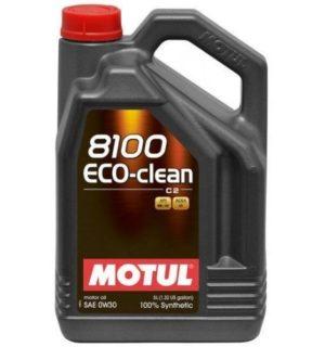 MOTUL ECO-CLEAN 0W30 5L