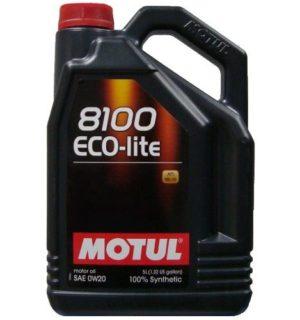 MOTUL ECO-LITE 0W20 5L