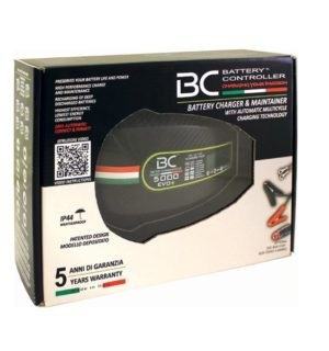 Зарядно за акумулатори BC 5000 EVO   Battery Charger & Tester