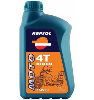 REPSOL 4T RIDER 15W50 1L