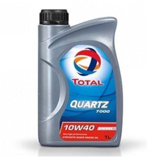 TOTAL QUARTZ 7000 10W40 1L Diesel