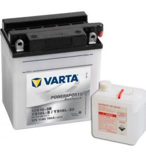 VARTA POWERSPORTS FRESHPACK YB10L-B2