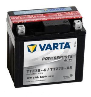 VARTA POWERSPORTS AGM YTZ7S-BS