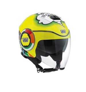 AGV FLUID TOP MISANO