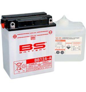 BS BATTERY BB12A-A