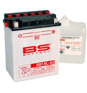 BS BATTERY BB14L-A2