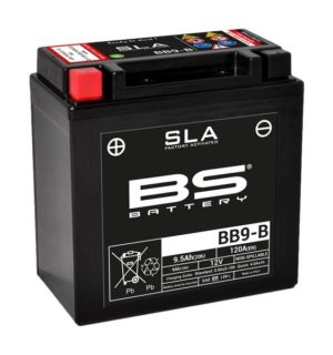 BS Battery BB9-B SLA