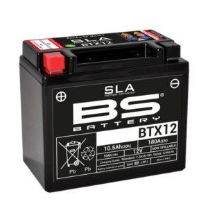 BS BATTERY BTX12 SLA