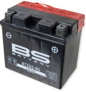 BS BATTERY BTZ6S-BS
