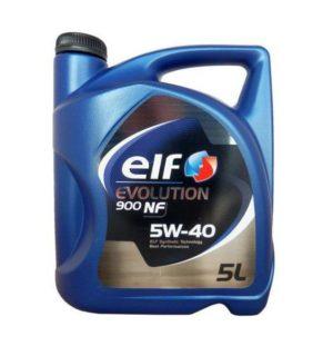 ELF EVOLUTION 900 NF 5W40 5L