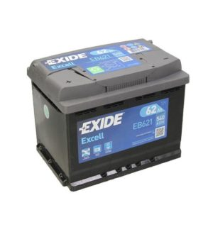 EXIDE EXCELL 62Ah 540A L