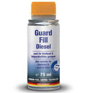 Guard Fill – Diesel / Превенция и поддръжка на дизеловата система
