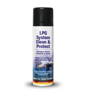 LPG System Clean and Protect / Почистване и защита на LPG система