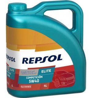 REPSOL ELITE Competicion 5W40 4L