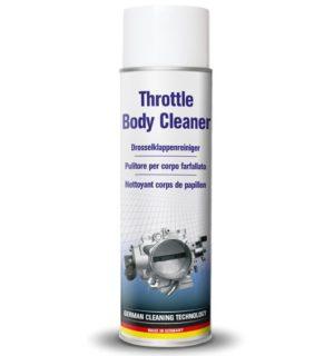 Throttle Body Cleaner / Почистване дросел клапи